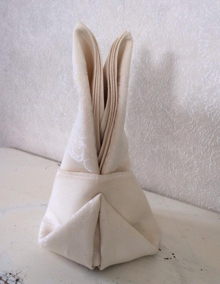 Napkin Rabbit