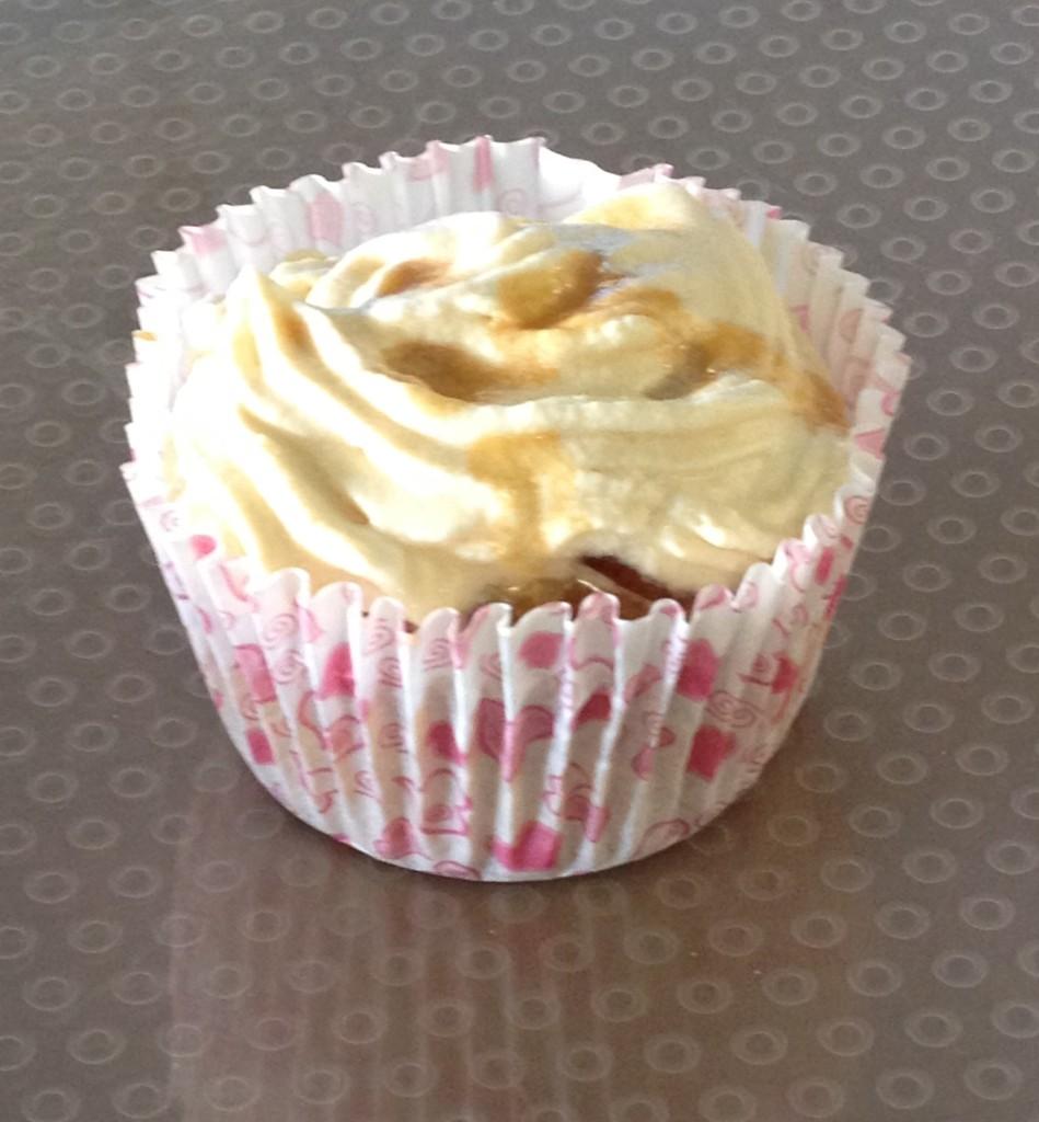 Caramel Apple Pie Cupcakes2