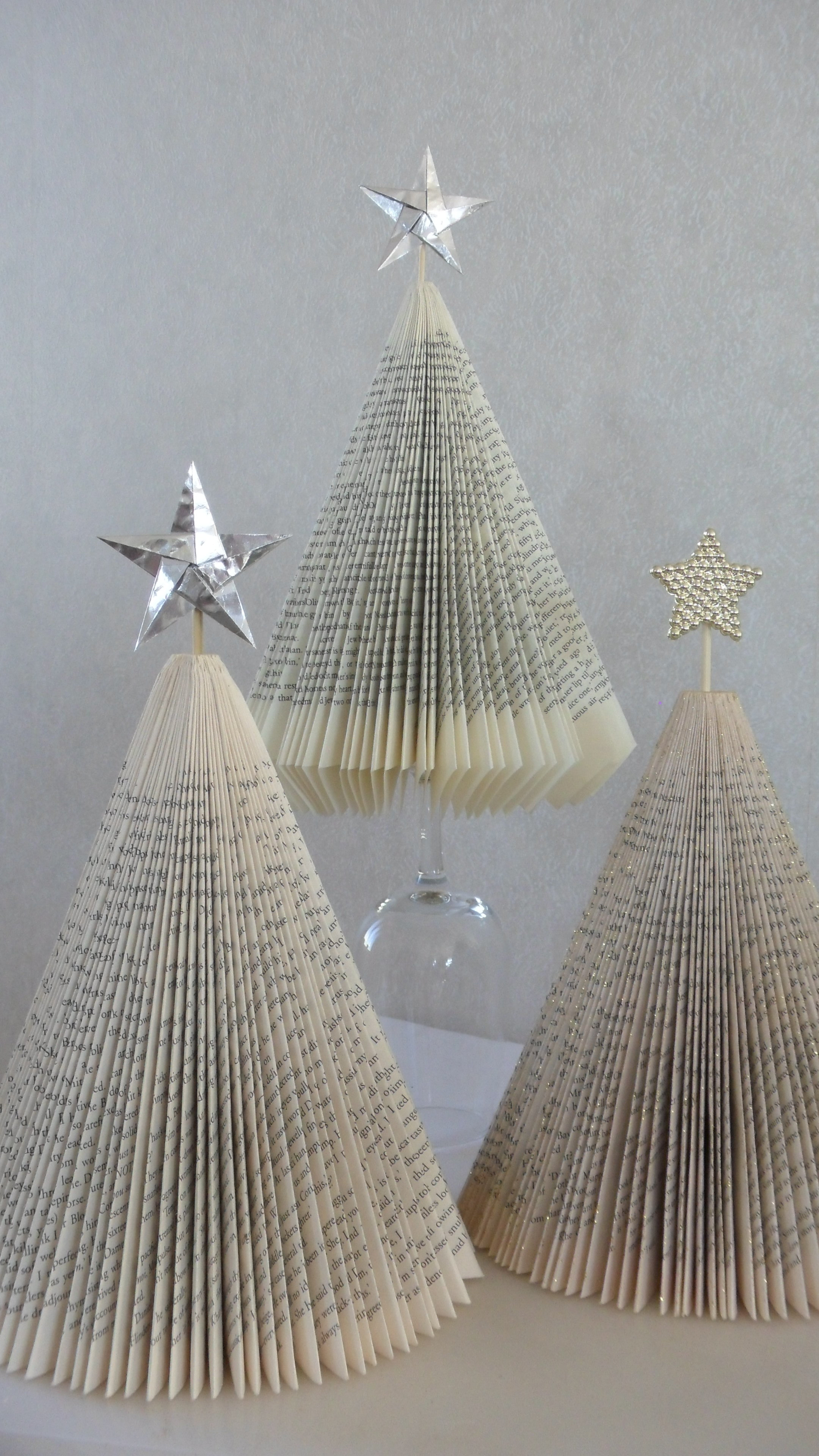 How to make a Christmas tree out of their own pasta 5