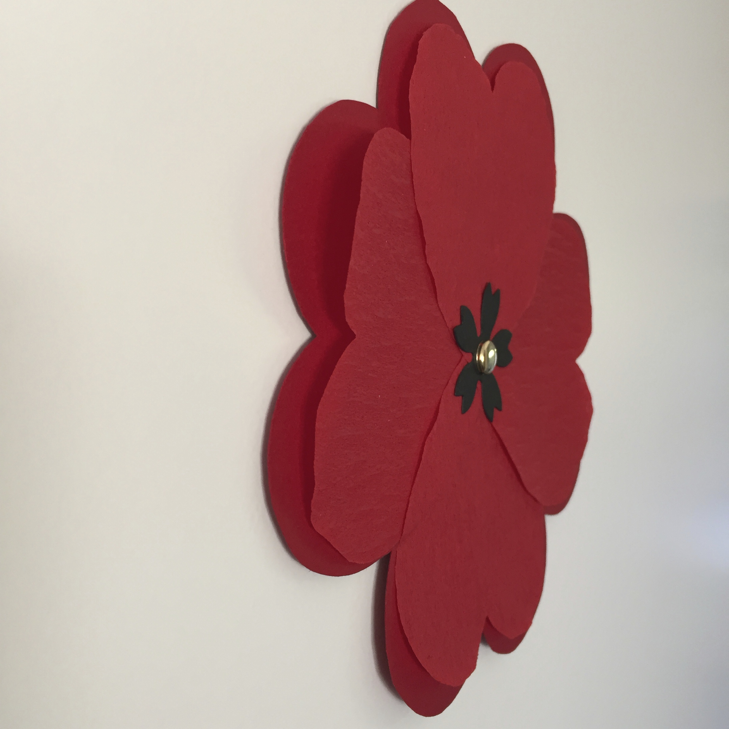 Making Paper Poppies