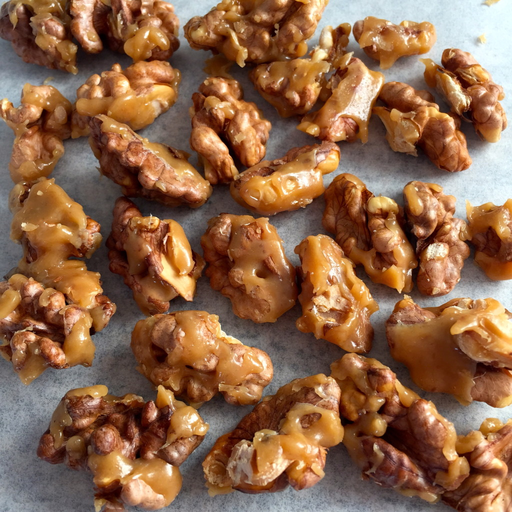 Honey Toffee Walnuts